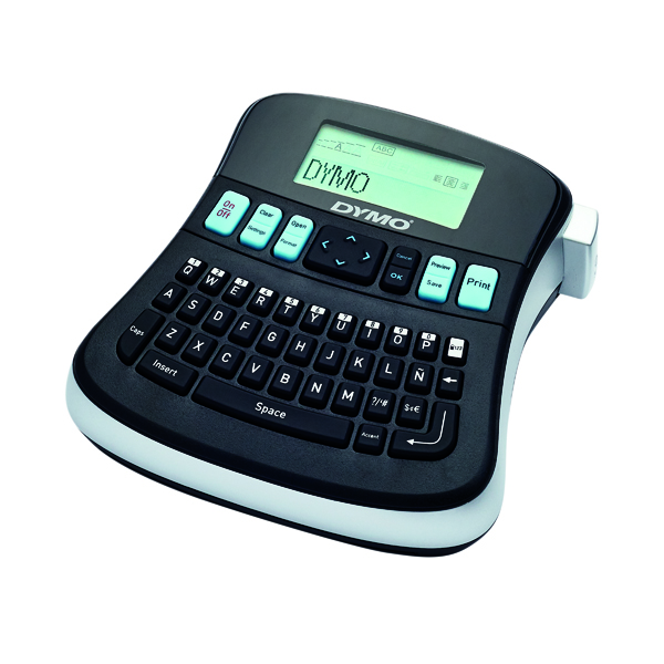 Dymo Label Manager 210D (13-character LCD display for instant preview) S0784450