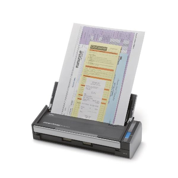 Fujitsu Scansnap S1300i A4 Duplex Colour Scanner Black /Silver PA03643-B001