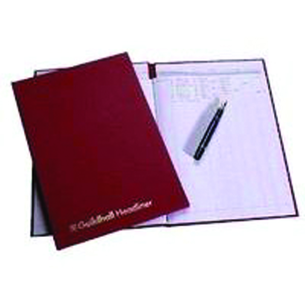 Exacompta Guildhall Headliner Book 80 Pages 298x203mm 38/10 1149