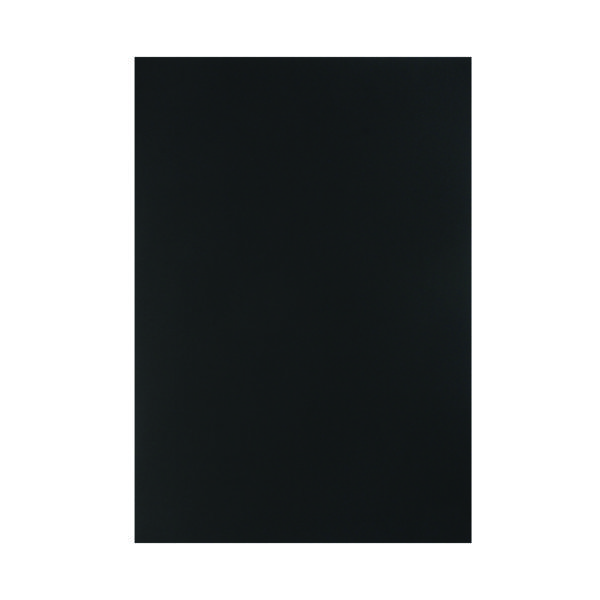 Goldline Mounting Board 1250 Micron A1 Black (Pack of 10) GMB-120