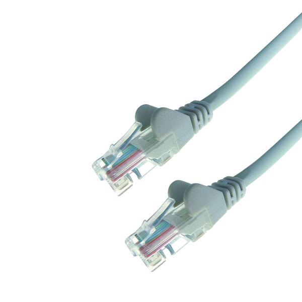 Connekt Gear RJ45 Cat6 Grey 7m Snagless Network Cable 31-0070G