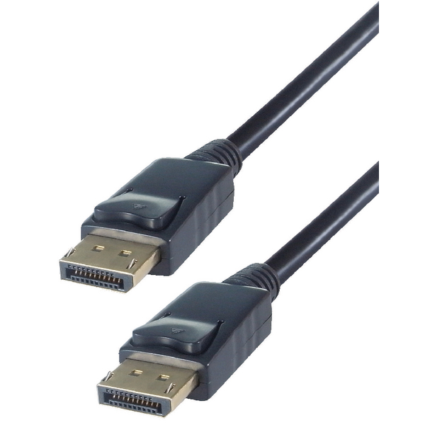 Connekt Gear DisplayPort v1.2 Display Cable 2m 26-6020