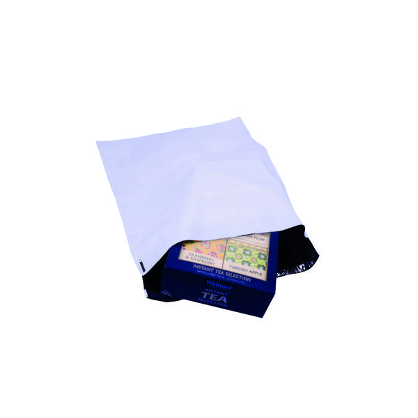 Strong Polythene Mailing Bag 400x430mm Opaque (Pack of 100) HF20212