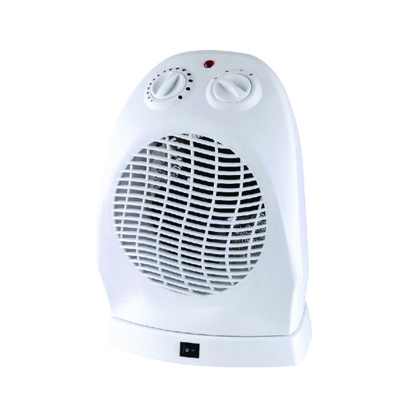 2kw Oscillating Fan Heater (Adjustable thermostat) 38420