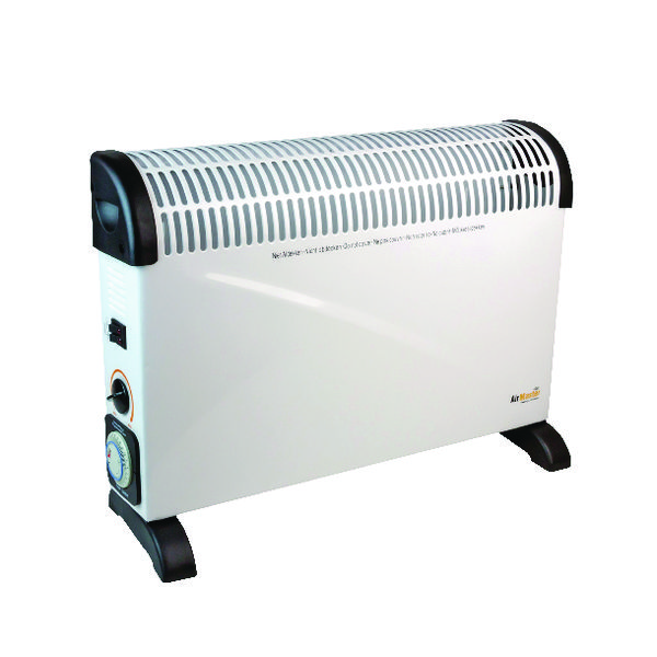 Convector Heater 2kW Timer Control HC2TIM
