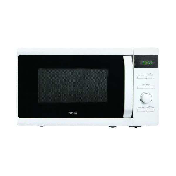 Microwave Oven 800W White (W440 x D330 x H259mm) IG2082