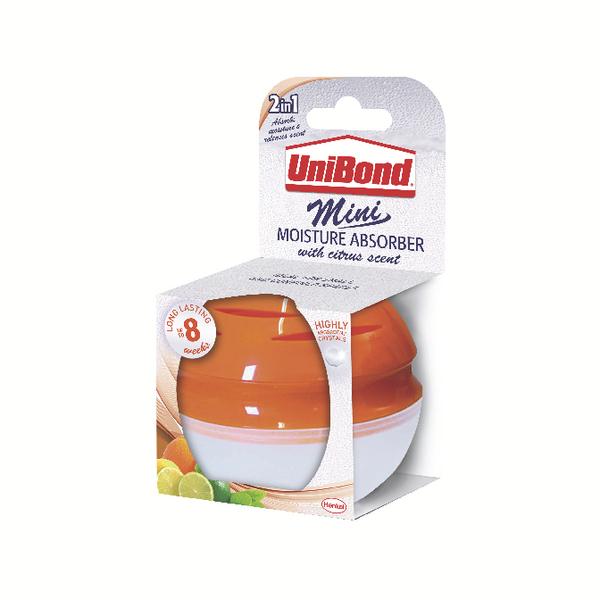 UniBond Mini Moisture Absorber Citrus 2262195