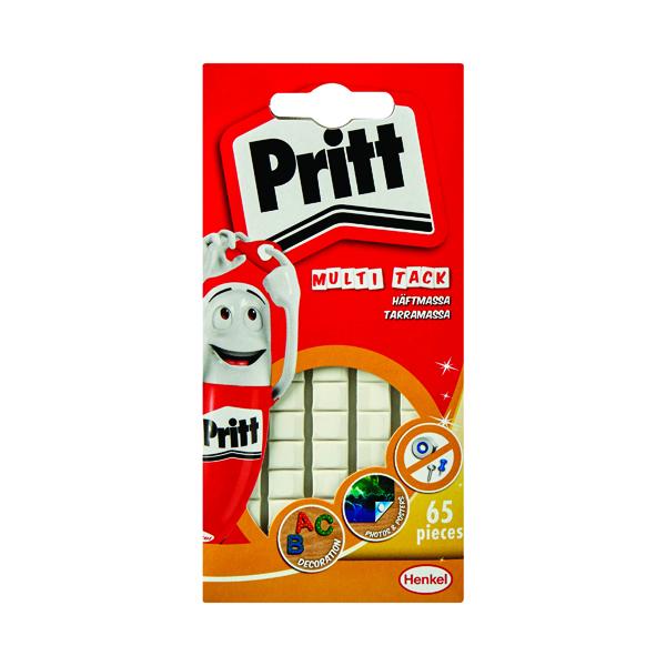 Pritt Multi Tack Squares White (Pack of 1560) 1444963