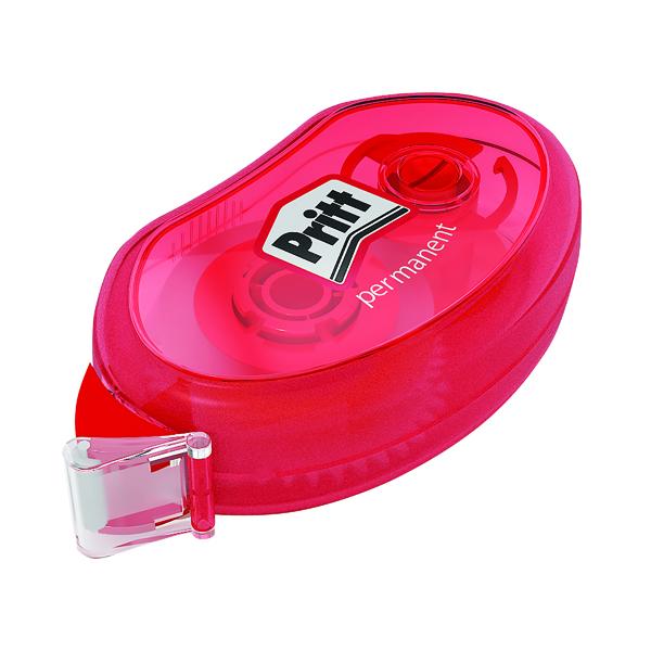 Pritt Glue Roller Permanent 8.4mm x 10m (Pack of 10) 2120601