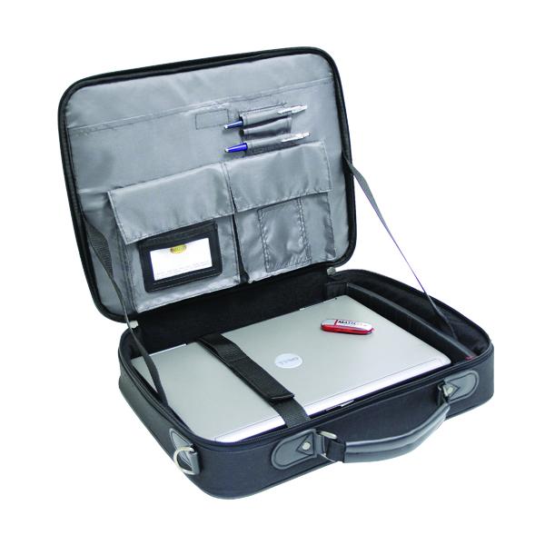 Monolith Nylon 17 inch Laptop Case Black 2342