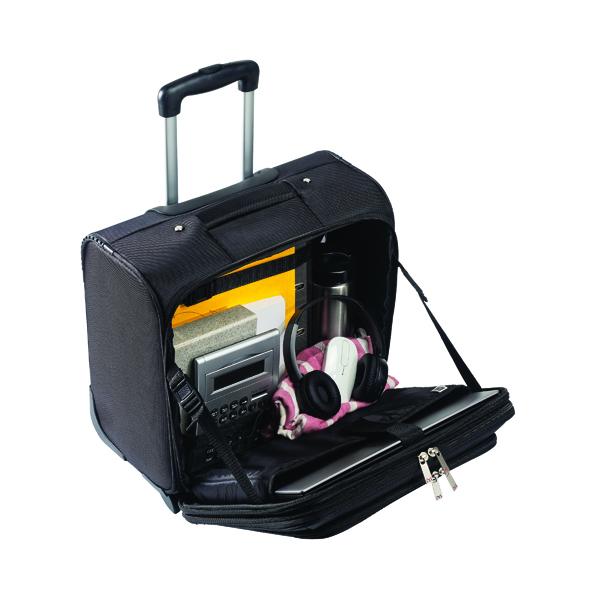 Monolith Executive Mobile Laptop Case Black (Dimensions: W410 x D260 x H350mm) 3005