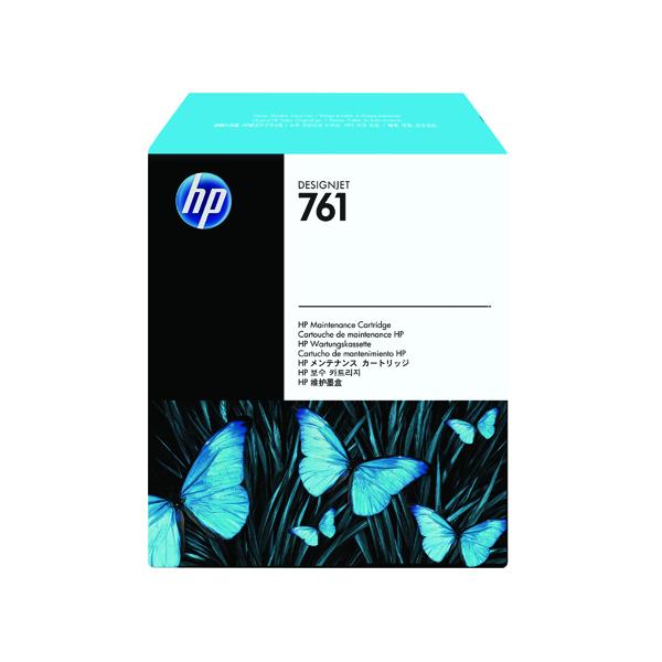 HP 761 Designjet Maintenance Cartridge CH649A