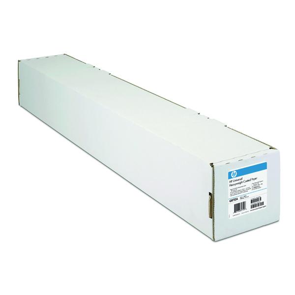 HP Coated Paper A0 841mmx45.7m 90gsm Q1441A