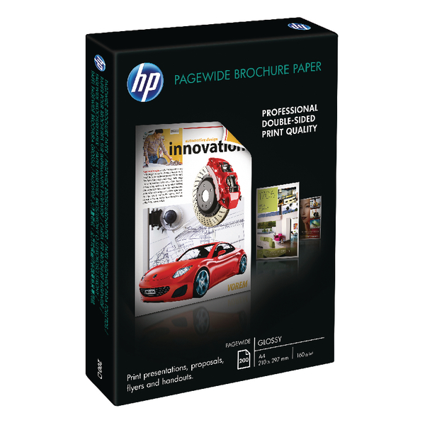 HP PageWide Pro GL A4 Paper 200 sheets