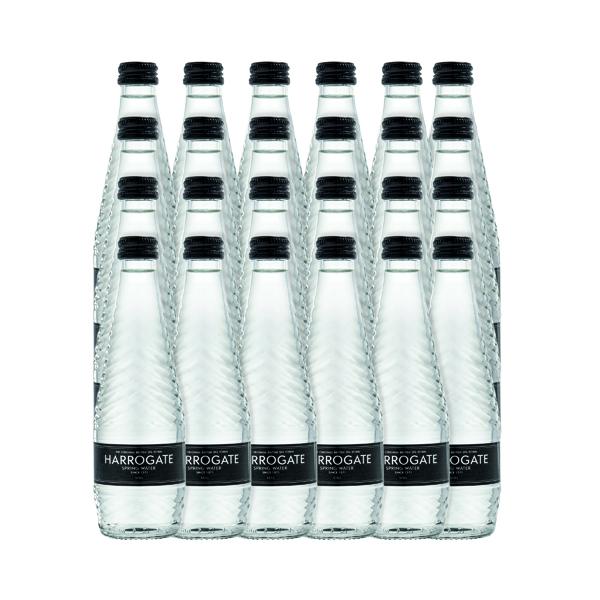Harrogate Still Spring Water 330ml Glass Bottle (Pack of 24) G330241S
