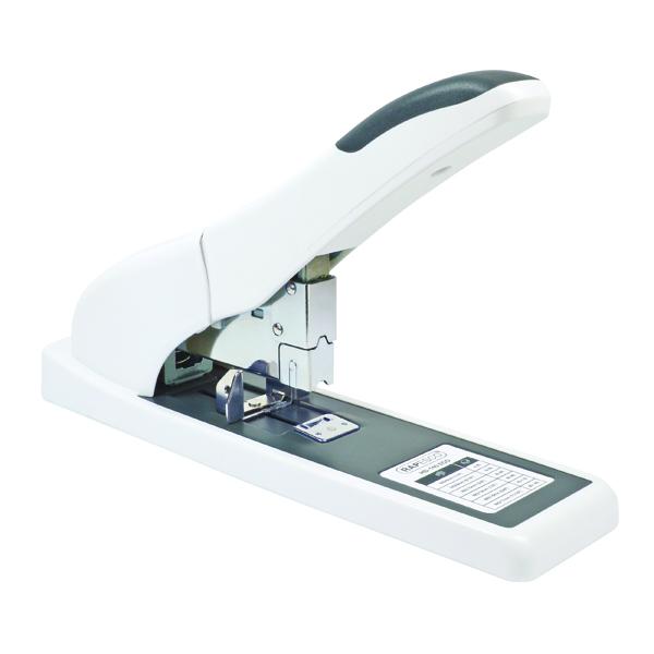 Rapesco ECO HD-140 Heavy Duty Stapler Capacity 40 Sheets White 1396