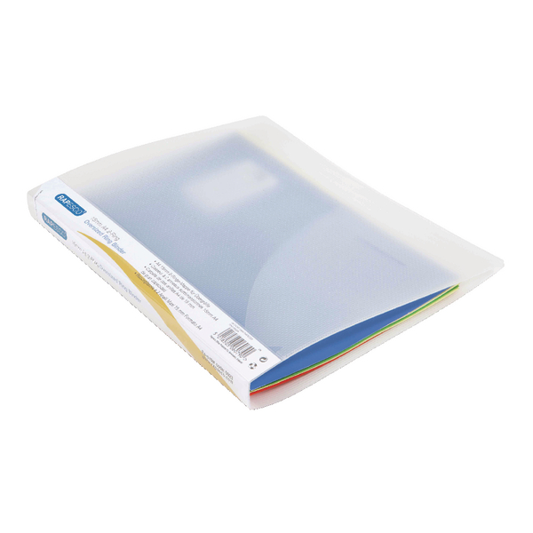 Rapesco 15mm 2 Ring Binder A4 Plus Clear (Pack of 10) 0923