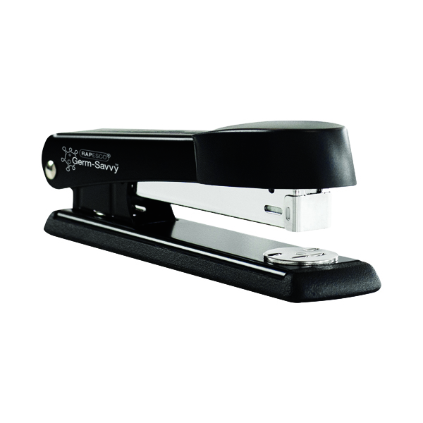 Rapesco Marlin Full Strip Stapler Black (Capacity: 25 sheets of 80gsm paper) R54500B2