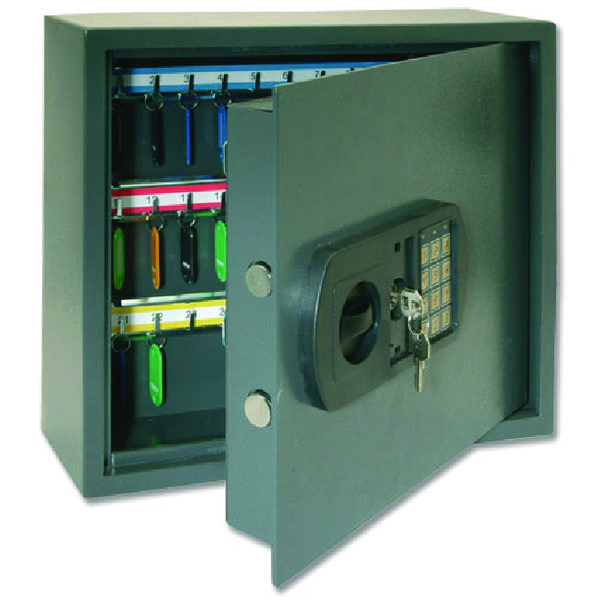 Helix High Security Key Safe 100 Key Capacity CP9100