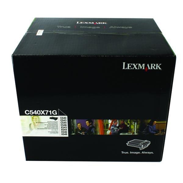 Lexmark Imaging Kit Black (30,000 Page Capacity) C540X71G