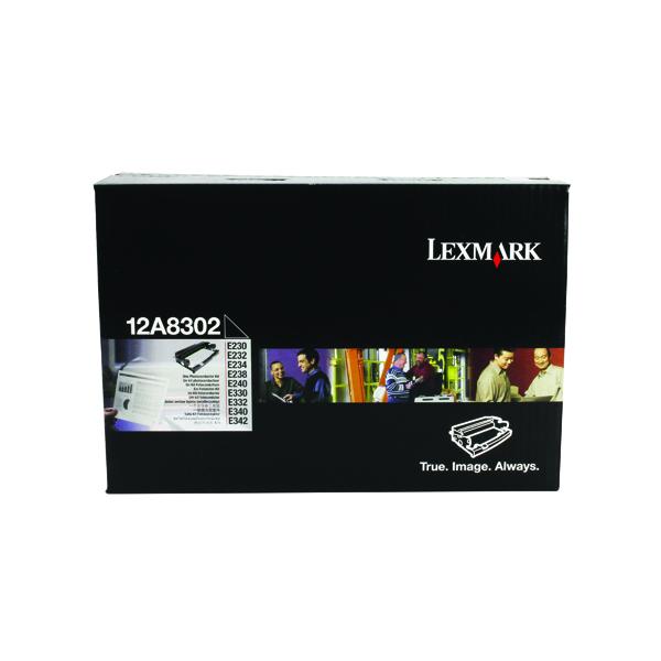 Lexmark E232/E330/E332 Photoconductor Kit (30,000 page capacity) 12A8302
