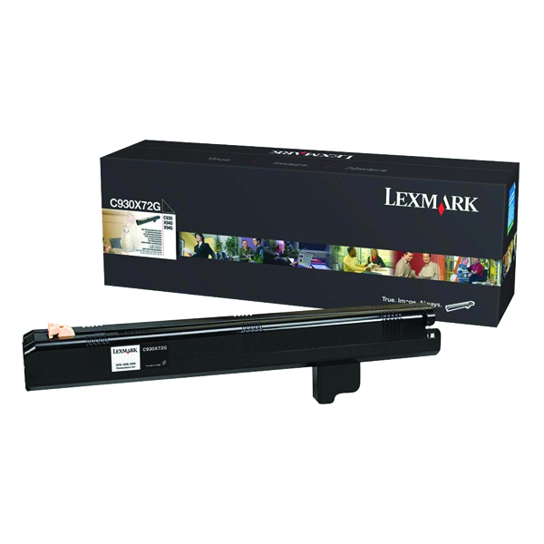 Lexmark C935/X940e/X945e Black Photoconductor Unit C930X72G