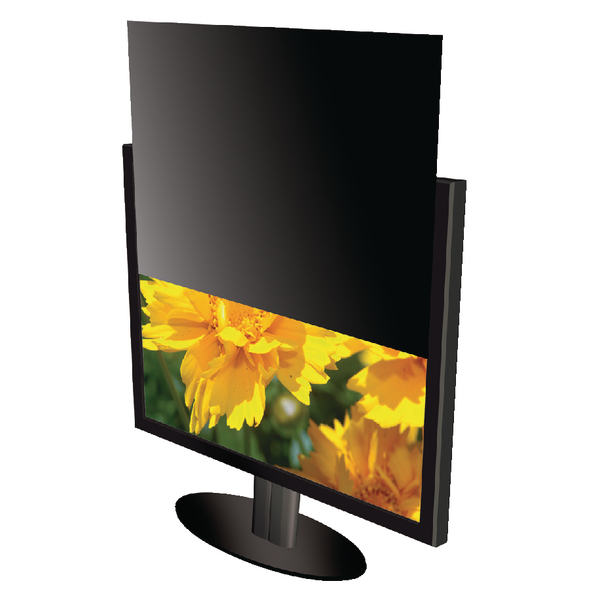 Blackout LCD 24in Widescreen Privacy Screen Filter SVL24W