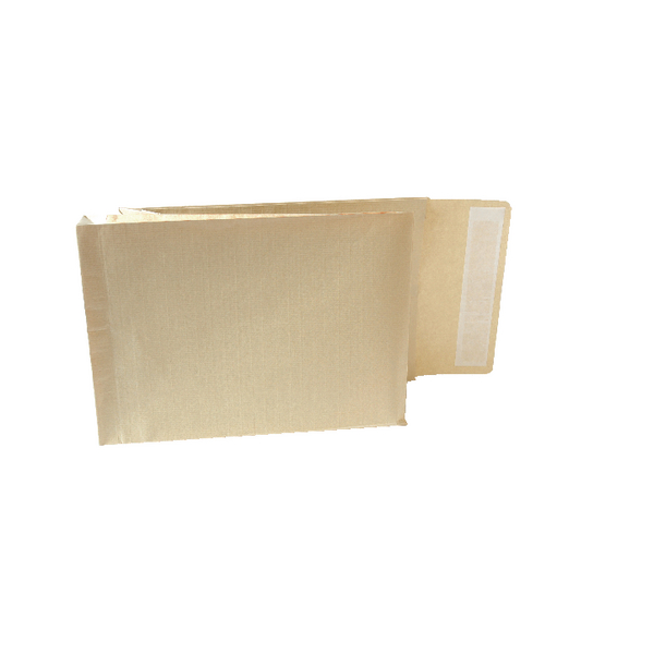 New Guardian Armour C4 Envelopes Gusset Manilla (Pack of 100) A28113