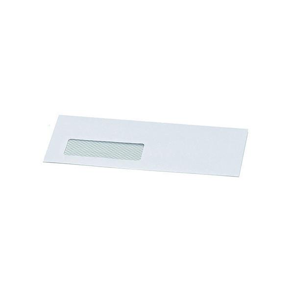 Postmaster DL Envelope 114x235mm Window Gummed 90gsm White (Pack of 500) B29153