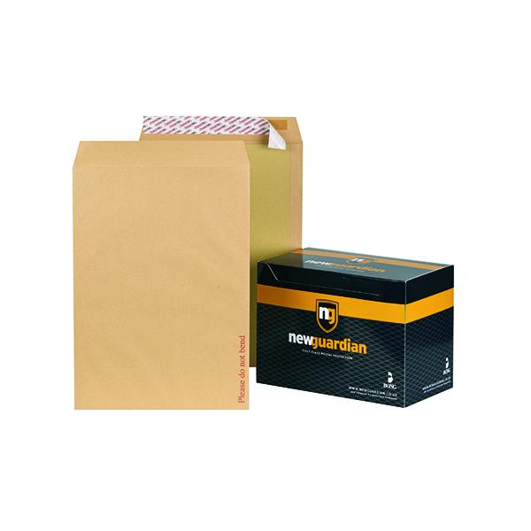 New Guardian C3 Envelope Board Back 130gsm Manilla (Pack of 50) K27926