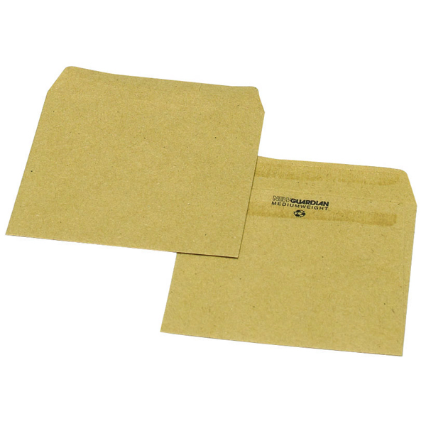 New Guardian Envelope 108x102mm Wage Manilla (Pack of 1000) L20219