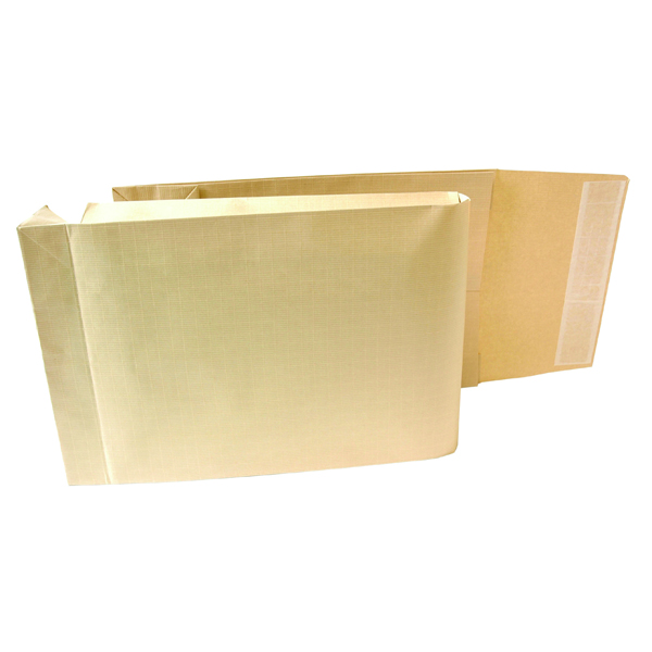 New Guardian Armour Envelope 465x340x50mm Manilla (Pack of 100) L28413