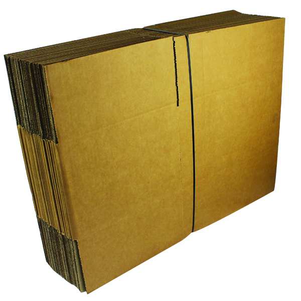 Single Wall Corrugated Dispatch Cartons 330x254x178mm Brown (Pack of 25) SC-13