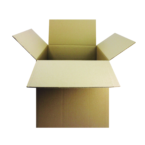 Double Wall Corrugated Dispatch Cartons 457x305x305mm Brown (Pack of 15) SC-64