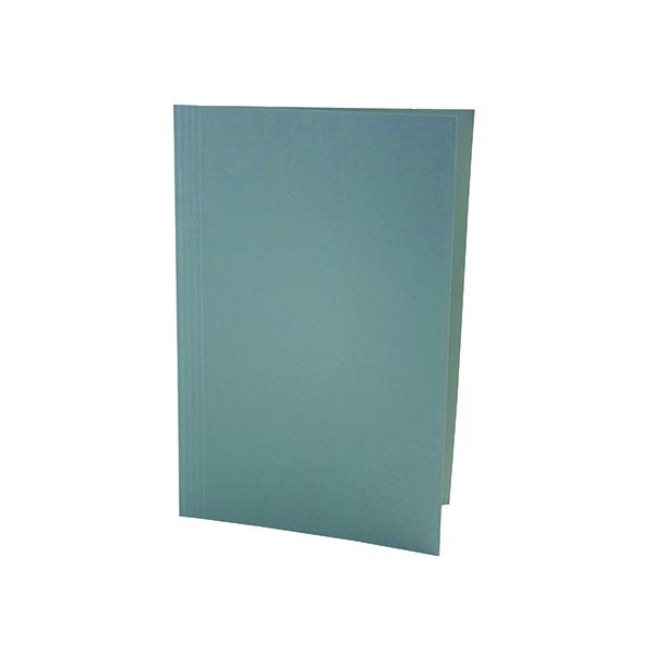 Guildhall Square Cut Folder Mediumweight Foolscap Green (Pack of 100) FS250-GRNZ