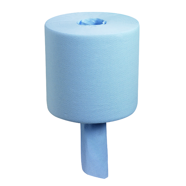 Wypall L10 Wiper Centrefeed Roll Blue (Pack of 6) 7267