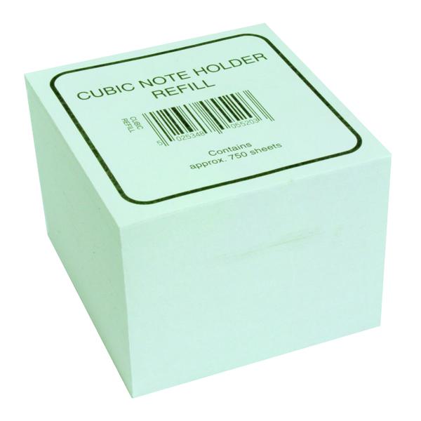 Q-Connect Memo Box Refill 750 Sheets KF01119