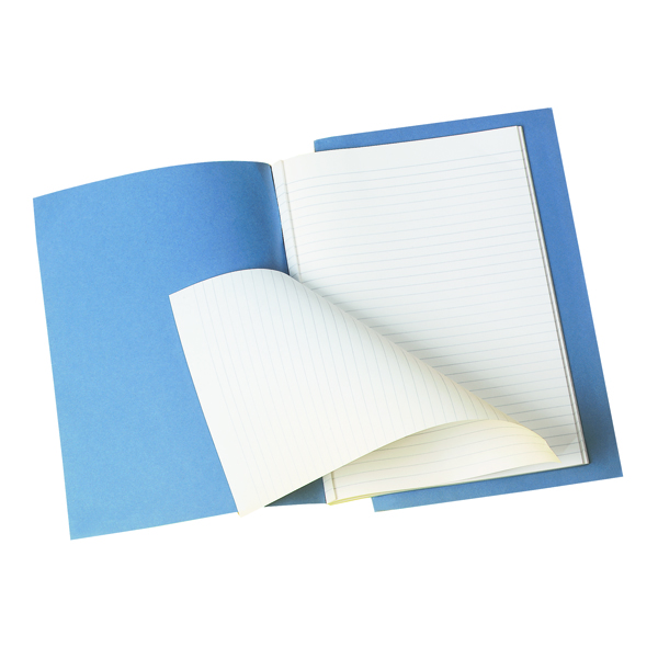 Q-Connect Feint Ruled Counsels Notebook 192 Pages A4 (Pack of 10) KF01390
