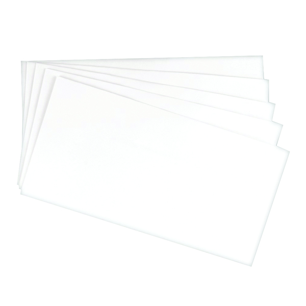 Q-Connect DL White Laid Business Envelope (Pack of 500) KF01439