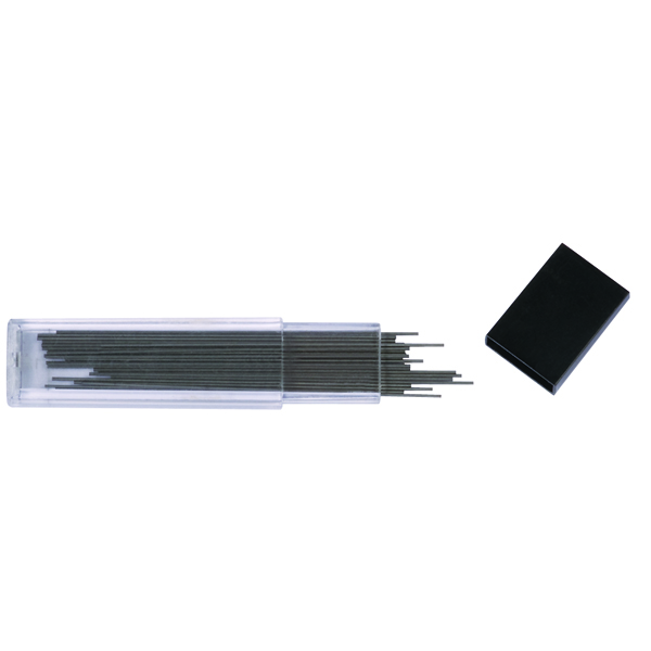 Q-Connect Replacement Pencil Lead Medium 0.7mm (Pack of 144) KF01548