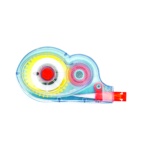 12 x Q-Connect Correction Roller (Tape Size: 5mm x 8m) KF01593Q