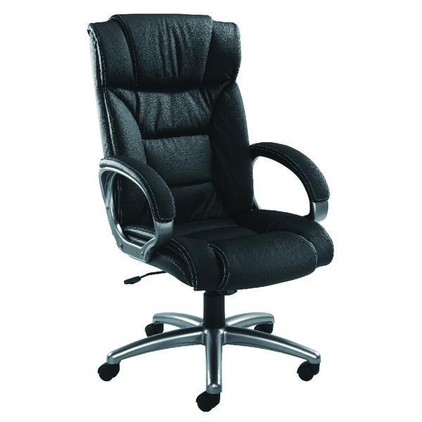 Arista Valencia Leather Faced Chair KF03437