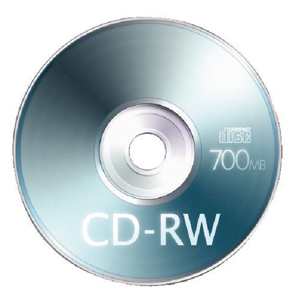 Q-Connect CD-RW Slimline Jewel Case 80Mins 700MB KF03718