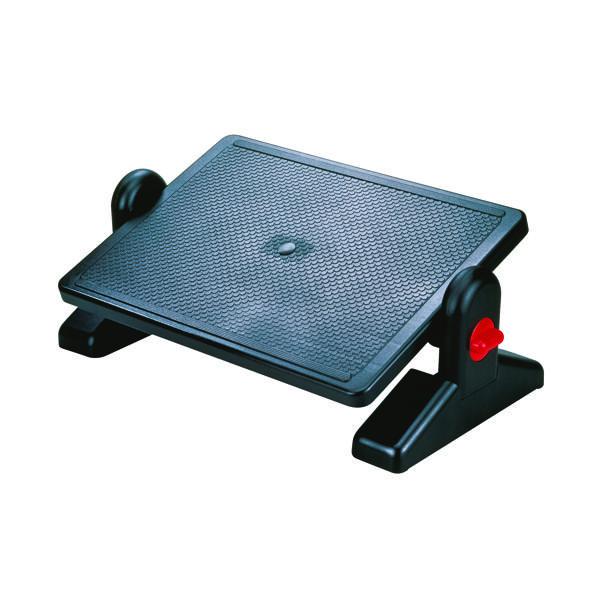 Q-Connect Footrest Black (Platform Size 540 x 265mm) 29200-70