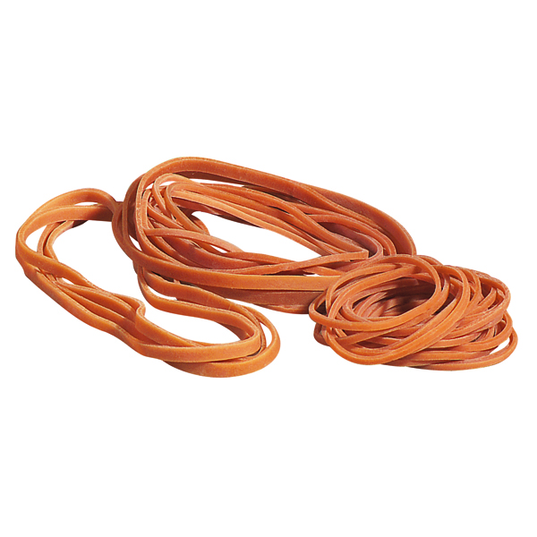 Q-Connect Rubber Bands No.10 31.75 x 1.6mm 500g KF10520