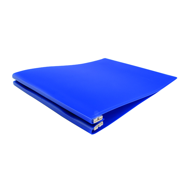 Q-Connect Printout Binder 260x305mm Blue (Pack of 6) KF11018