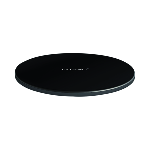 Q Connect Wless Phone Chrge Pad Blk