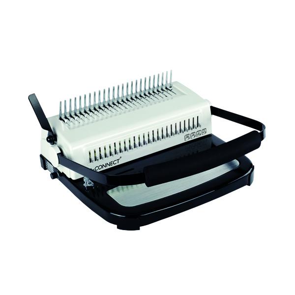 Q-Connect Professional 21 Hole Comb Binder 25 KF16763