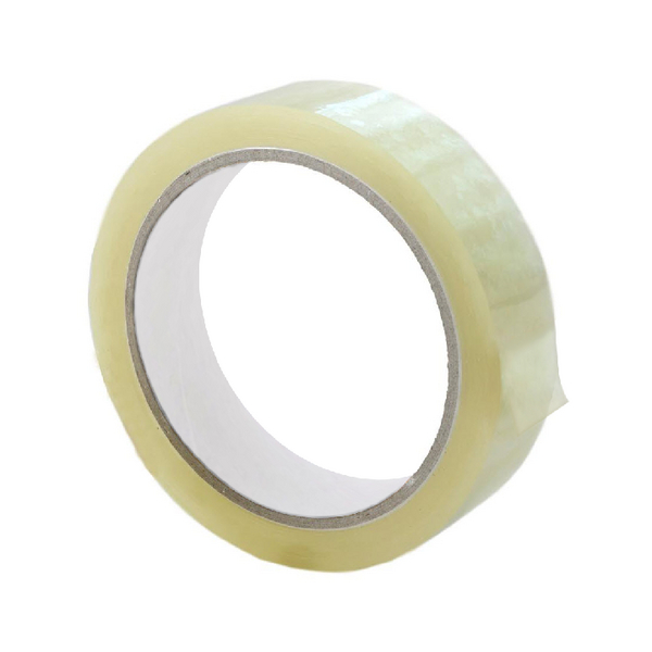 Q-Connect Adhesive Tape 19mm x 66m (Pack of 8) KF27016