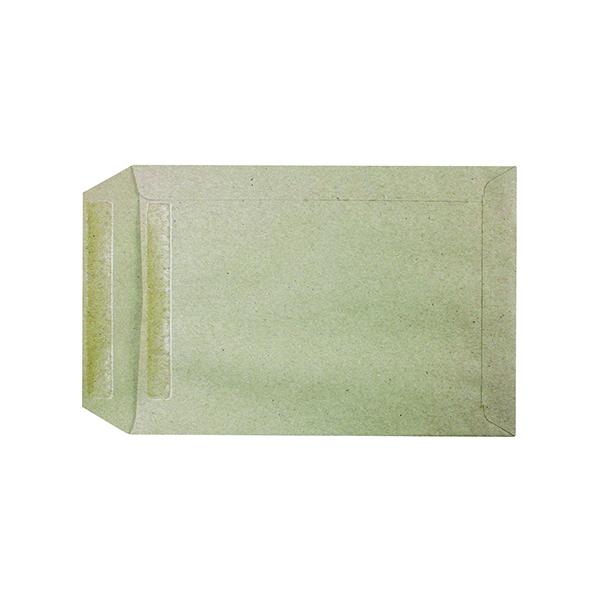 Q-Connect C5 Envelopes Pocket Self Seal 80gsm Manilla (Pack of 500) KF3516